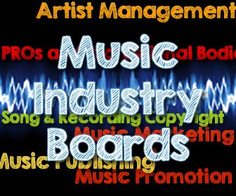 Music Industry Boards